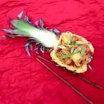 Pineapple Fried Rice – Vegan Sweetness