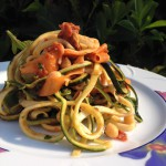 Summer Courgetti