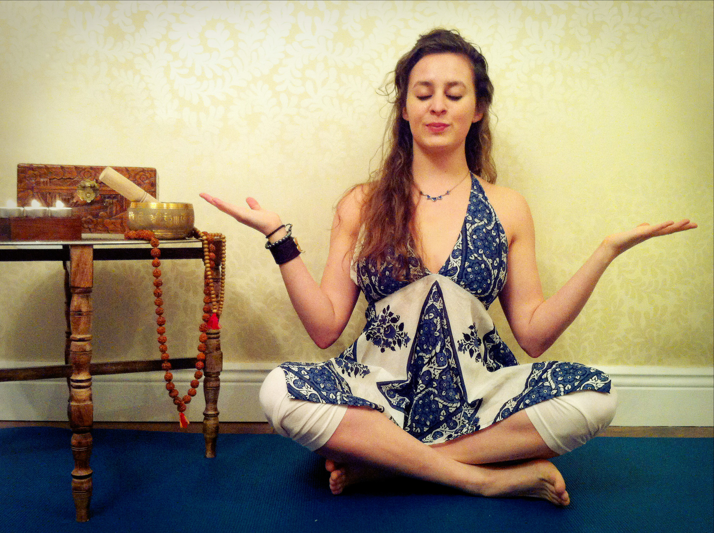 Sankalpa Mudra: Seal Your New Year's Resolution