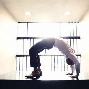 the importance of counterposes in yoga  yogahub