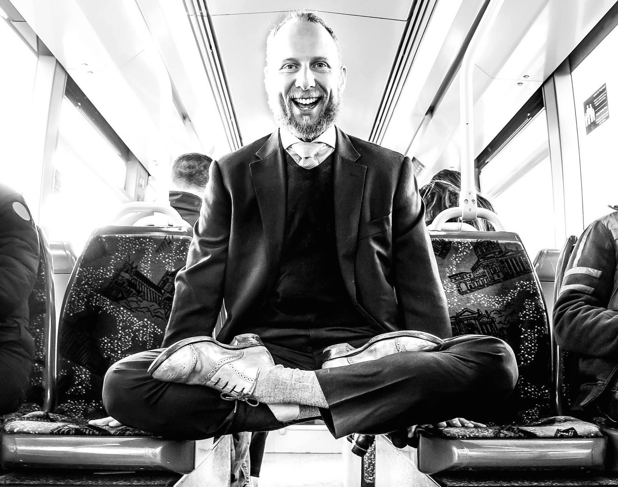 YogaHub Teacher Spotlight: Chris Flack