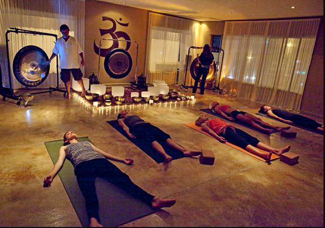 How to stop getting distracted in Savasana