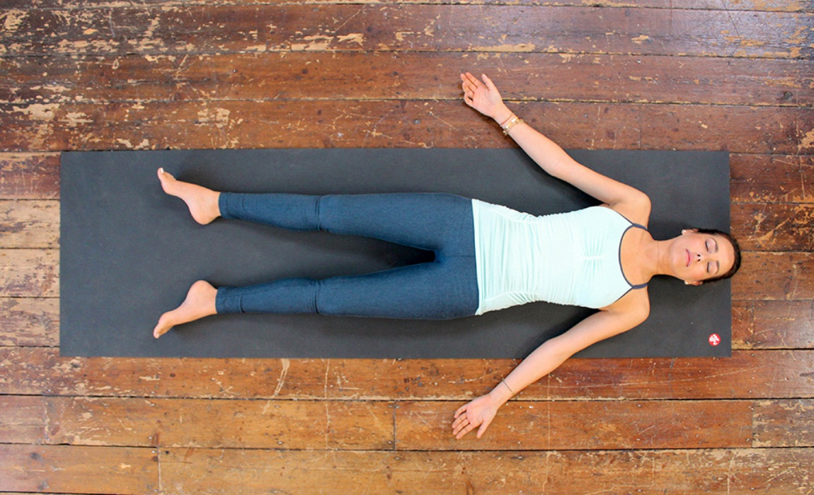 Yoga Vocabulary: Savasana