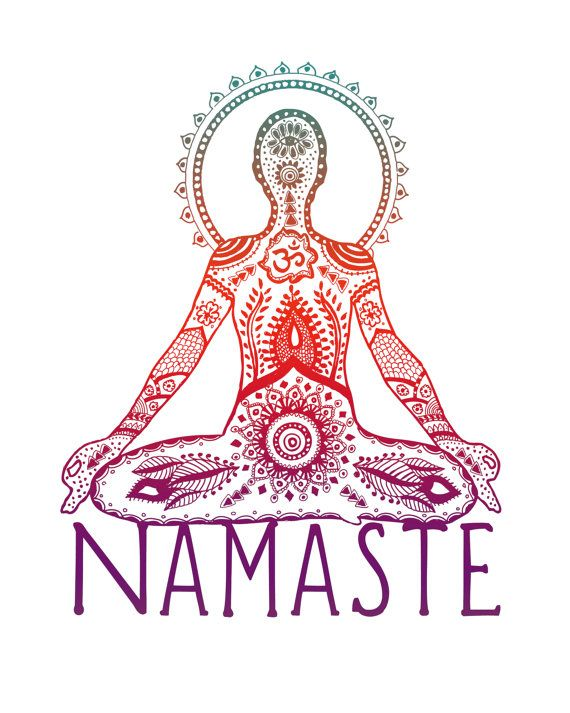 """What Does """"Namaste"""" Mean?"""