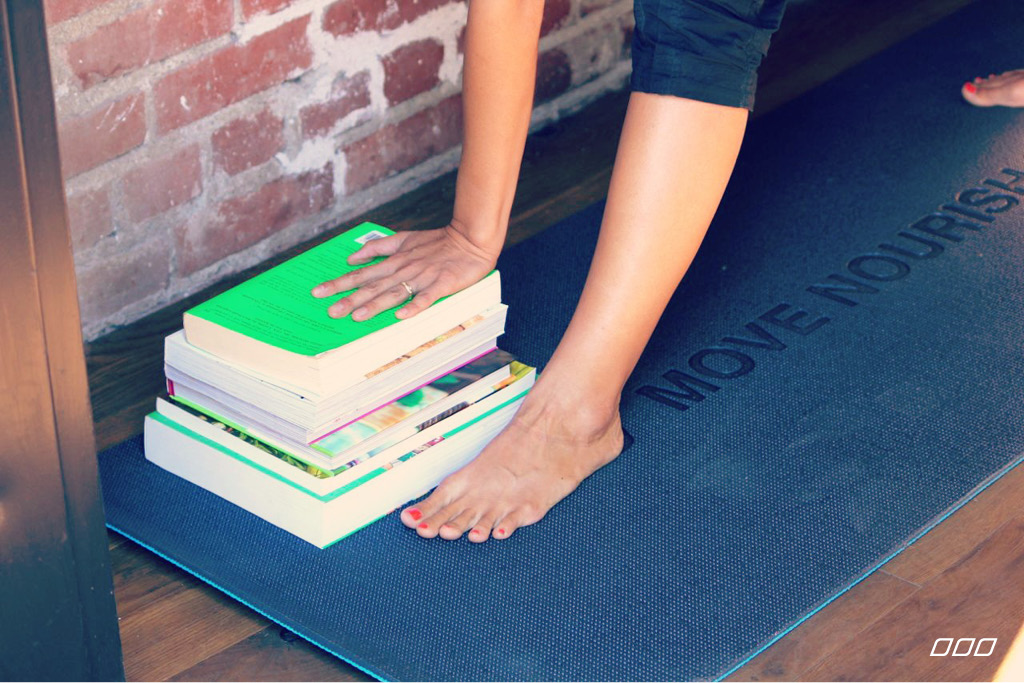 DIY yoga props for your home practice.