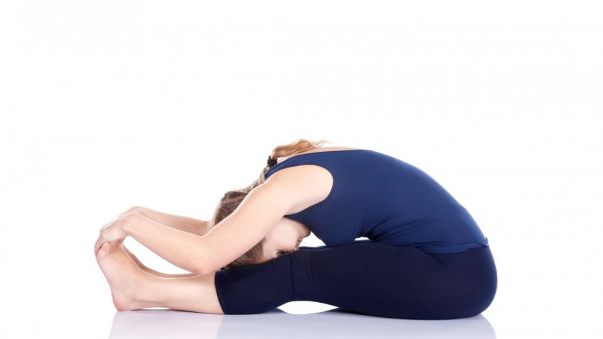 5 of the best yoga poses for tight hamstrings.