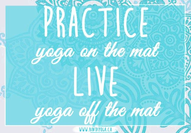 3 Ways to Take Your Practice Off the Mat