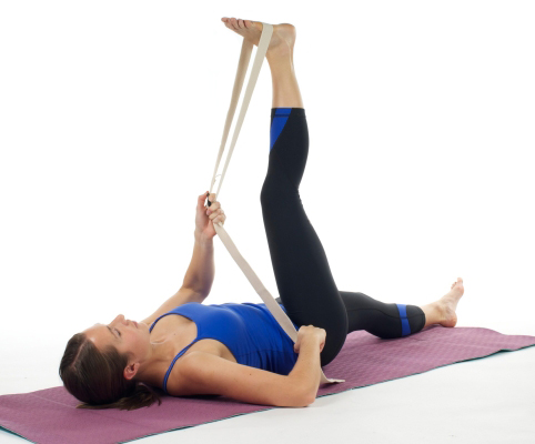When to use a yoga strap