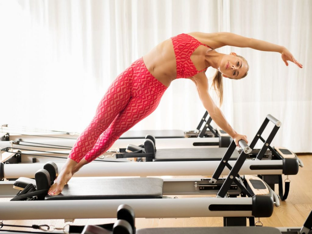 Reformer Pilates is an absolutely amazing workout and is available at yogahub dublin now