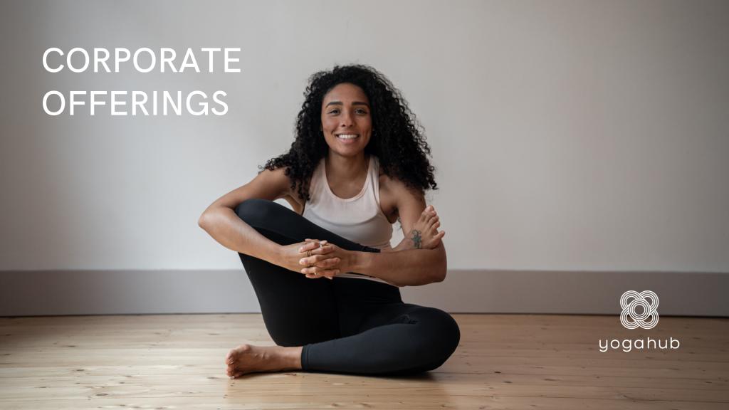 Corportate Yoga Pilates Dublin