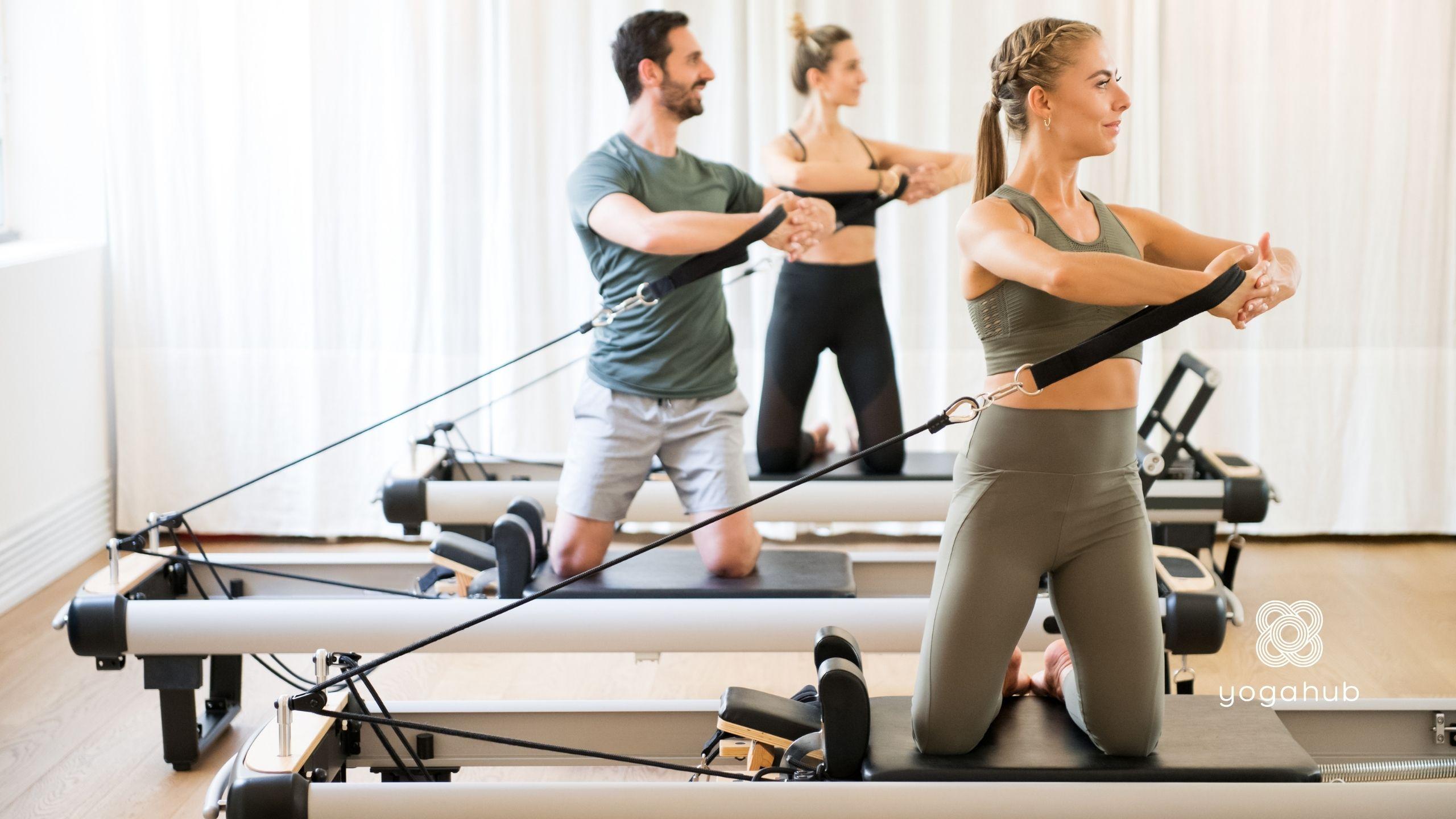 Mat & Reformer Pilates Trainings