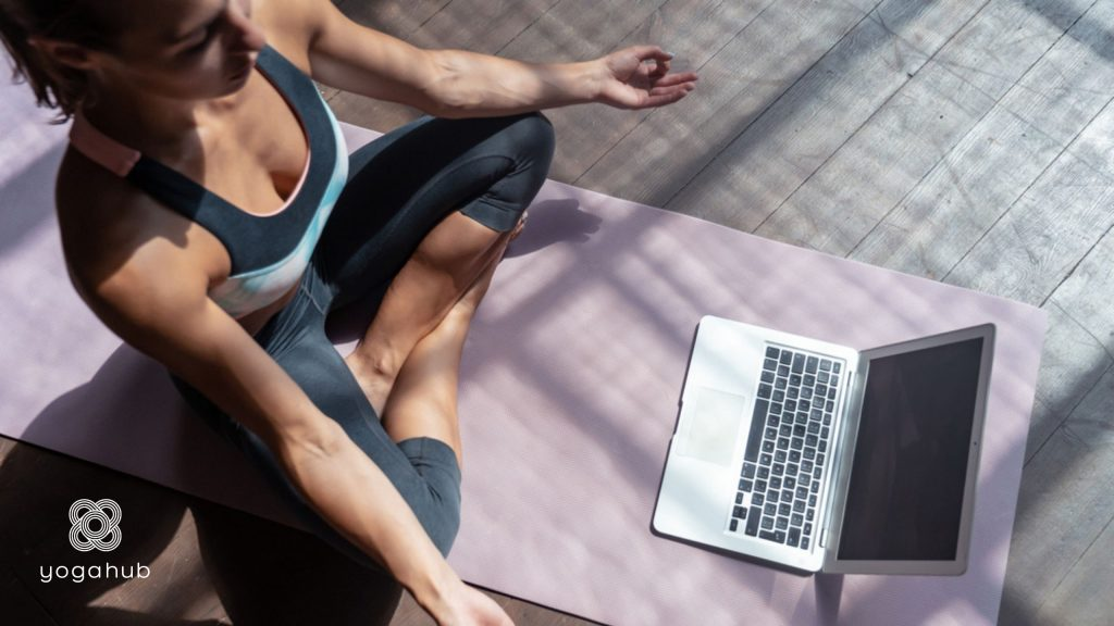 free beginners yoga classes online