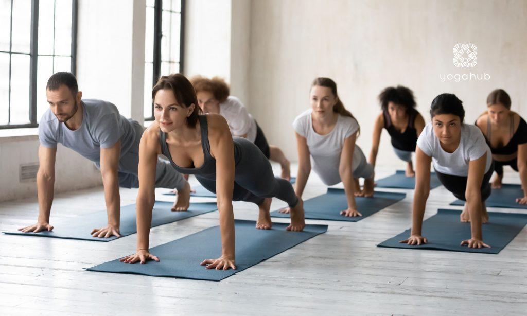 Flow Yoga Yogahub Dublin